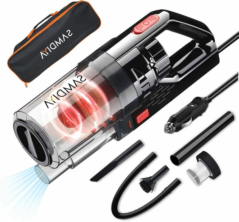 Powerful Car Vacuum Portable strong Suction Car
