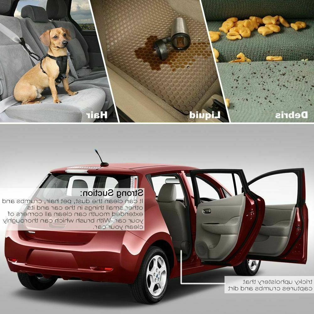 Powerful Car Portable Handheld Suction Car Vacuum