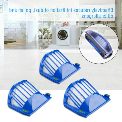 Irobot Rumba Cleaner Roomba Part Filter Brush