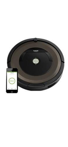 iRobot Roomba 890 - Wi-Fi Robot Vacuum Cleaner -NEW-