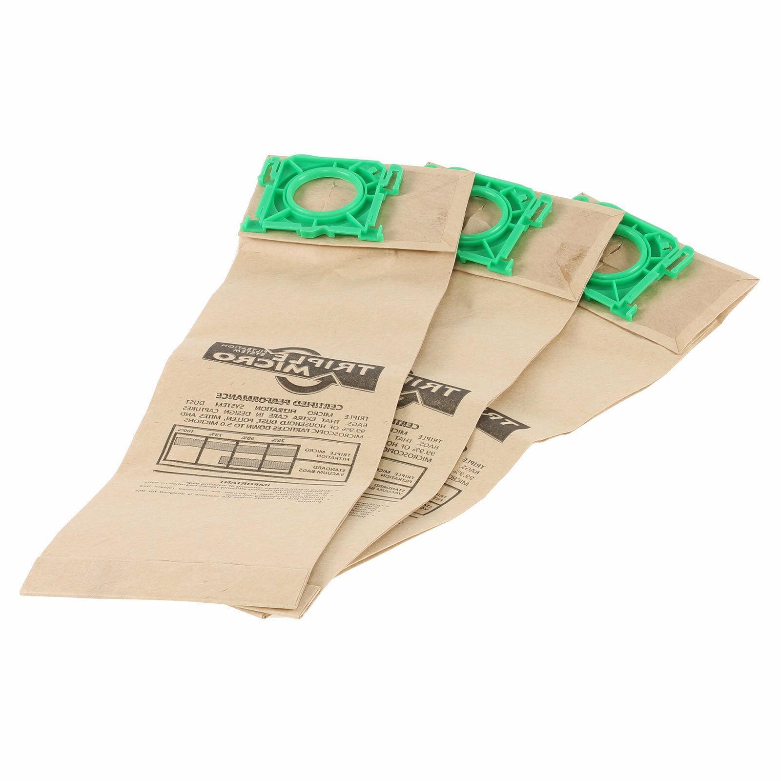 For Sebo Vacuum Hoover Dust Bags X4 X7 Pack eqiv 5093ER
