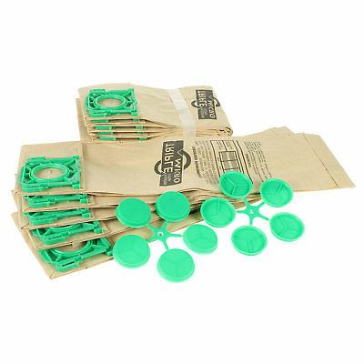 10 X Paper Dust Bags For Sebo X & C Series Vacuum Cleaner Wi