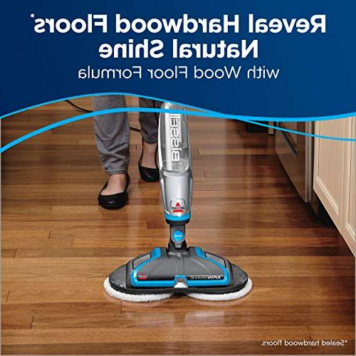 Bissell Spinwave Plus Hard Floor Cleaner And Mop
