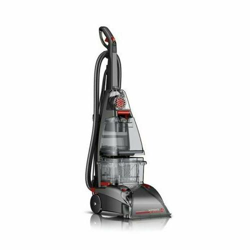 Hoover SteamVac Plus Steam Vacuum Powerful Upright Carpet Cl
