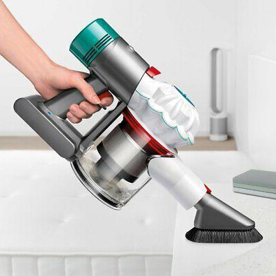 Dyson Handheld Vacuum White/Teal New