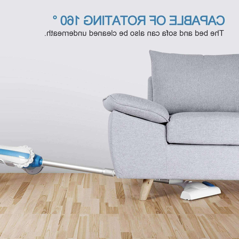 MOOSOO Vacuum Cleaner Corded 17KPa Suction Vacuum 2 D600