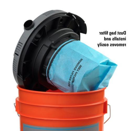 Bucket Wet Dry Cleaner HP