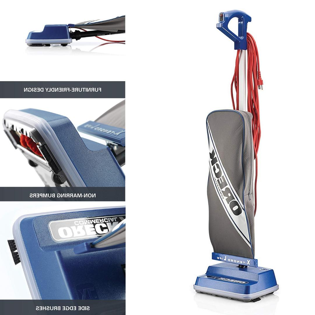 Oreck XL Commercial Upright Bagged Multi-Floor Vacuum Cleane