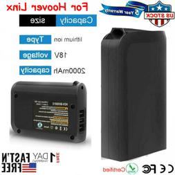 For Hoover Linx Battery BH50000 18V 36Wh Lithium Ion For LIN