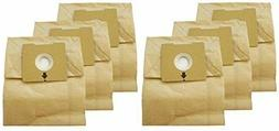 genuine Bissell Type 2138425 Vacuum Bags  4122 Zing Canister