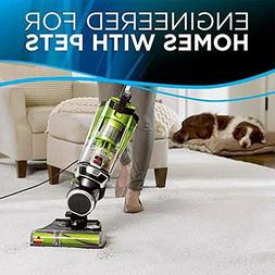 Pet Hair Eraser 1650A Upright Vacuum Cleaner With Tangle Fre