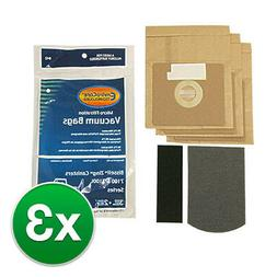 Replacement Vacuum Bag for Bissell Powerforce 1668W Canister