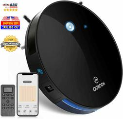 Moosoo Super Slim Robot Vacuum Cleaner 1800Pa Strong Suction