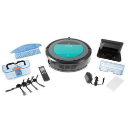 Amatrix V600 Robotic Vacuum and Mop Programmable Cleaner Car