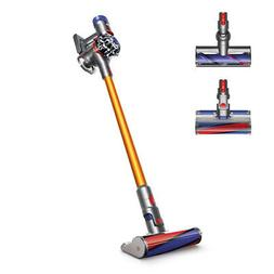 v8 absolute cordless vacuum yellow new
