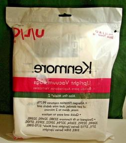 Vacuum Bags For Kenmore Upright U, L, O Style Vacuums 5068 -